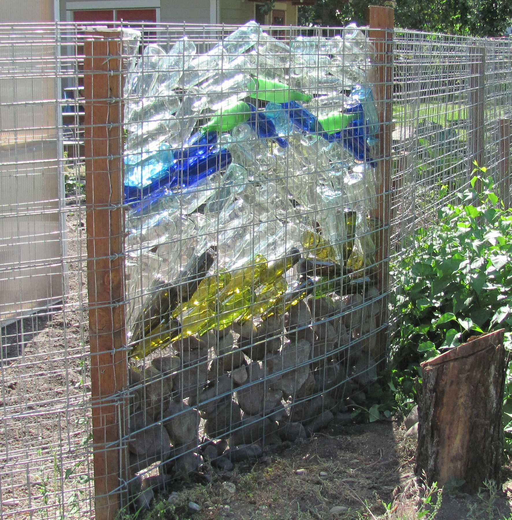 Creative Fence Design ? DIY ideas for your own front yard ? Part 3